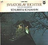 Sviatoslav Richter: New Live Recording Schubert & Schumann LP VG++/NM USA -  Vinyl