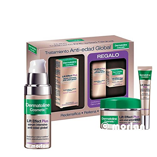 Dermatoline Cosmetic COFRE Lift Effect Plus Serum Intensivo P Madura, 30ml+REGALO Noche 15ml+Ojos 15ml