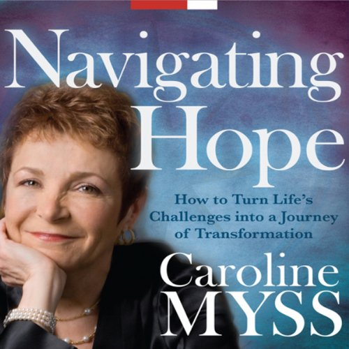 Navigating Hope audiobook cover art
