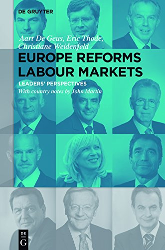 Europe Reforms Labour Markets: – Leaders' Perspectives – (English Edition)