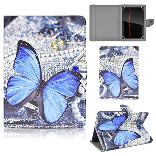 KATUMO Tablet 10 Pulgadas Universal Fundas para YOTOPT 10.1, BEISTA 10, LNMBBS Tablet, Dragon Touch K10,CHUWI Tablet, TECLAST Tablet, Fundas 9-10.1' Pulgadas Tablet Carcasa