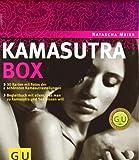 Kamasutra-Box: 30 Karten mit Fotos der schönsten Kamasutrastellungen / Begleitbuch mit de. was man zu Kamasutra und Sex wissen will (GU Buch plus Partnerschaft & Familie) von Meier. Natascha (2007) Broschiert