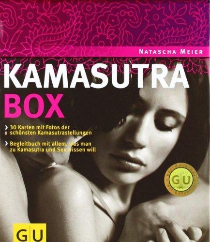 Kamasutra-Box: 30 Karten mit Fotos der schönsten Kamasutrastellungen / Was man zu Kamasutra und Sex wissen will - von Meier Natascha (2007)