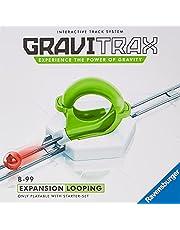 Ravensburger 27599 GraviTrax Loop akcesorium - zabawka do biegania i budowy marmuru dla dzieci w wieku 8 lat i w wersji angielskiej