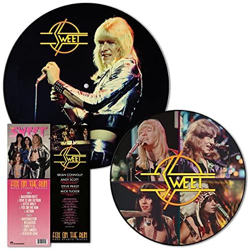 Fox On The Run - Rare Studio Tracks [Disco de Vinil]