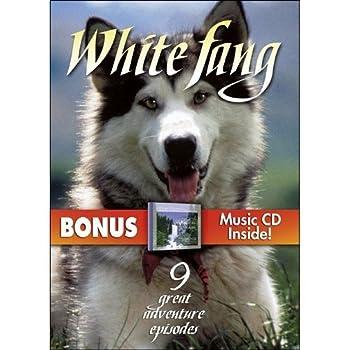 DVD White Fang Volume 1 Book