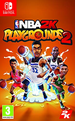 Nba 2K Playground 2 Nsw Ita - Nintendo Switch [Importación italiana]