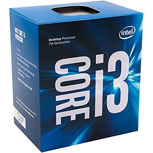 Intel CPU Core i3-7100 de 3,9 GHz.
