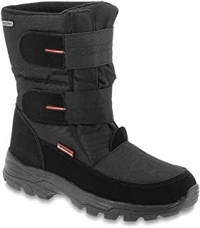 Elementerre Regent Black Apres Ski Shoes