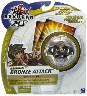 Bakugan Bronze Attack New Vestroia - RAVENOID (Haos) NOT Randomly Picked As Shown in the Picture!