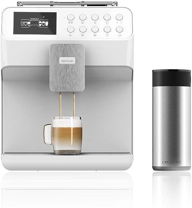 Macchina da caffè power matic-ccino 7000 cecotec 01507