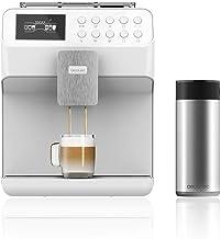 Cecotec Power Matic-ccino 7000 serie Bianca multifunctionele koffiemolen, touchscreen, individuele bereiding, Force Aromat...