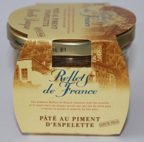 Reflets de France: Paté au Piment d'espelette - Recette Basque - Pastete mit Piment aus der baskischen Stadt Espelette