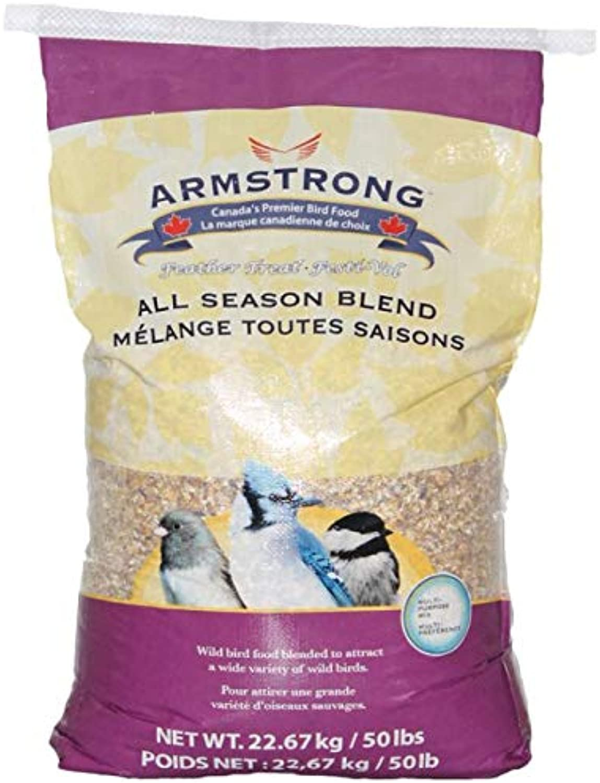 Armstrong All Season Wild Bird Food (50lb)