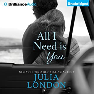 All I Need Is You audiobook cover art