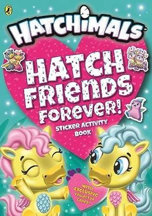 Hatchimals: Friends Forever! Sticker Activity Book