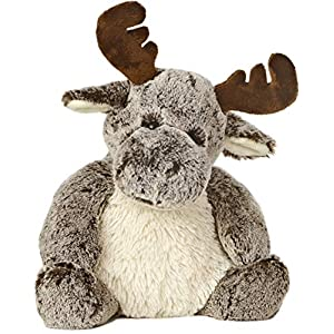Aurora World Sweet & Softer – 12″ Milo Moose, Multicolor