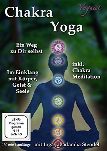 Chakra Yoga - Im Einklang mit deinen Energiezentren [Alemania] [DVD]