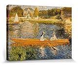 1art1 Pierre Auguste Renoir - Die Seine Bei Asnières, 1879
