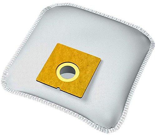 20 Staubsaugerbeutel geeignet für Clatronic BS 1300 Staubsauger, 5-lagiger Beutel mit Gummidichtung, Typ YSM 8 inkl. Filter