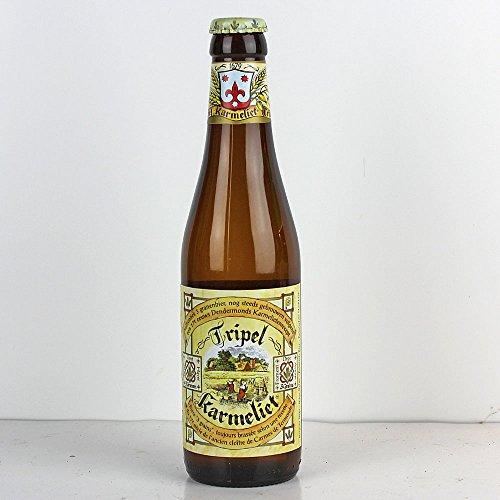 Birra Tripel Karmeliet Cl 33 Bionda