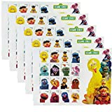 Sesame Street 5 Sheets of 16 USPS Postal First Class US Forever Postage Stamps Wedding Party Celebration (80 Stamps)