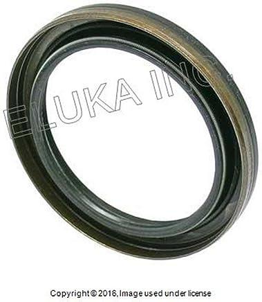 Max Brakes Front /& Rear Premium XDS Rotors and Ceramic Pads Brake Kit KT109233-6
