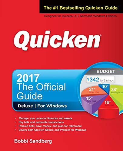 Quicken 2017: The Official Guide