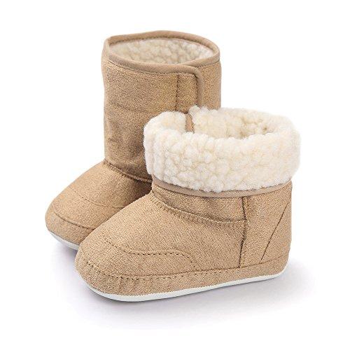 Matt Keely Bebé Niño Niña Botas de nieve Niñito Calentar Zapatos de...