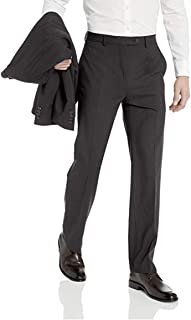 Chaps Men's All American Classic Fit Suit Separate Pant , Grey Sharkskin, 38W x 30L