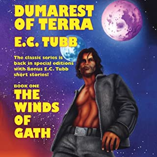 The Winds of Gath audiobook cover art