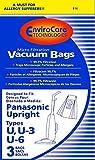 Type U and U-3 Enviro Care Vacuum Cleaner Replacement Bag (3 Pack) by Enviro Care