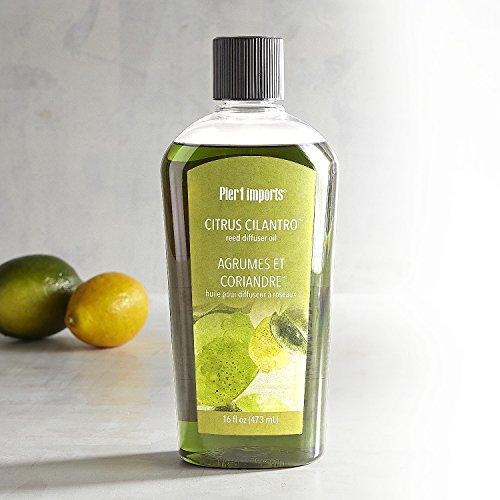 Citrus Cilantro Reed Diffuser Oil Refill by Pier 1 Imports