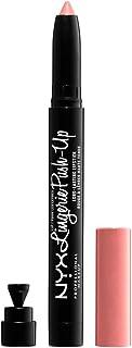 NYX PROFESSIONAL MAKEUP Lip Lingerie Push-Up Long Lasting Lipstick - Silk Indulgence, Baby Pink Nude