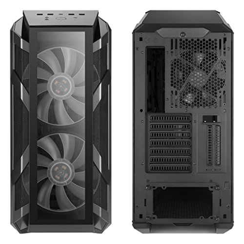 Build My PC, PC Builder, Cooler Master MCM-H500M-IHNN-S00