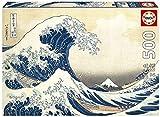 Educa 19002 Gran Ola de Kanagawa. Puzzle de 500 Piezas. Ref