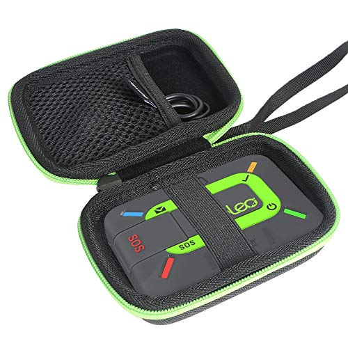 Flaxune Carrying Storage Hard Case Replacement for ZOLEO Satellite Communicator