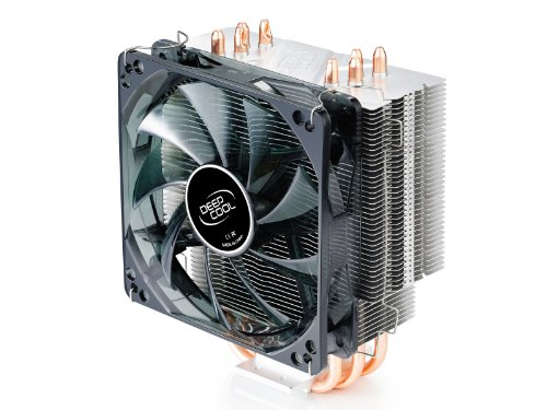 DEEPCOOL GAMMAXX 400 ventilateur, refroidisseur et radiateur