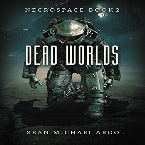 Dead Worlds audiobook cover art