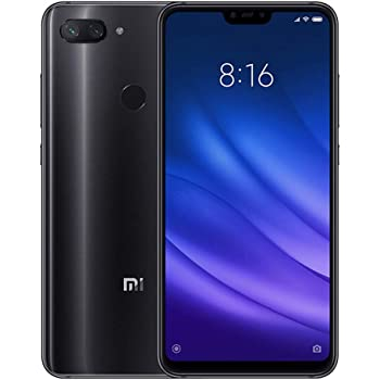Xiaomi Mi 8 Lite 4GB RAM and 64GB Storage 6.26-Inch Android 8.1 UK ...