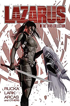 Lazarus: The Third Collection Vol. 3 (English Edition)