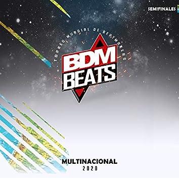 BDM BEATS Multinacional Semifinales 2020