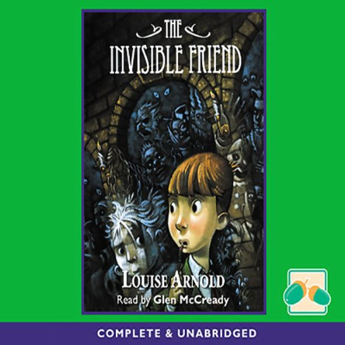 The Invisible Friend audiobook cover art