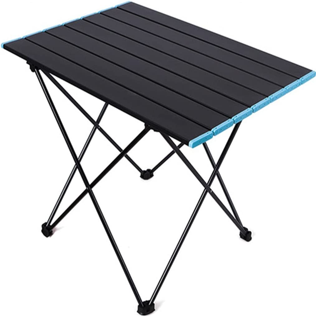 DXIN Portable Camping Free shipping anywhere in the nation Table Roll Camp with Ba Carrying service Up