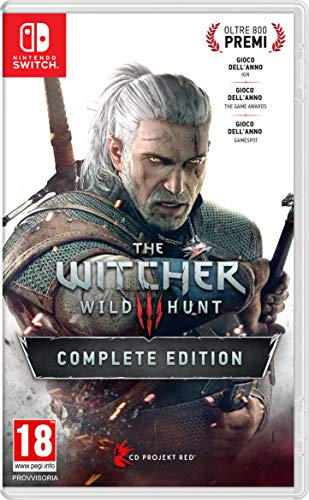 The Witcher 3: Wild Hunt Complete Edition pour Switch