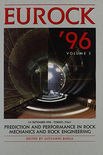 Eurock 96 V3 Prediction & Performance I