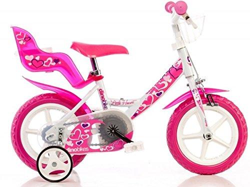 DINOBIKES Bicicletta 12 24 Girl 124RLN