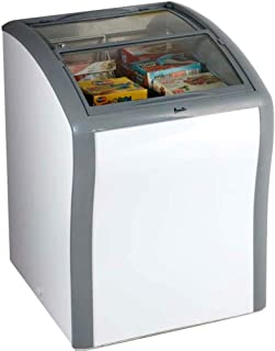 Avanti CFC43Q0WG Commercial Convertible Freezer/Refrigerator, White