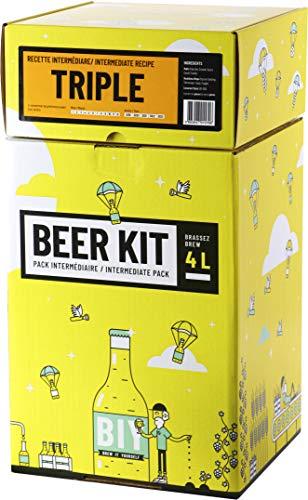 HOPT Bier Brau Kit für fortgeschrittene Brauer (Bier Brau Kit für fortgeschrittene Brauer: Triple Bier)