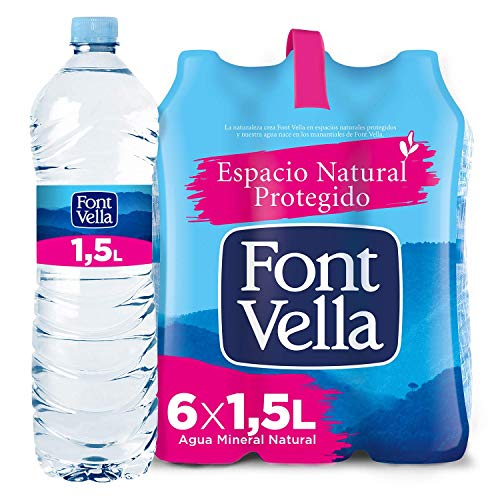 Font Vella Agua Mineral...